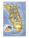 Map of Florida