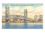 Bridge  Jacksonville  Florida