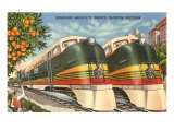 Orange Blossom Special Trains  Florida