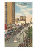 Gasparilla Parade  Tampa  Florida