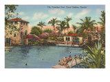 Venetian Poll  Coral Gables  Florida
