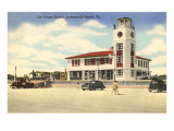 Life Guard Station  Jacksonville  Florida