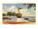 World War I Memorial  Jacksonville  Florida