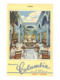 Columbia Restaurant  Tampa  Florida