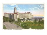 Vinoy Park Hotel  St Petersburg  Florida