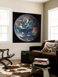 Planet Earth Western Hemisphere  NASA Satellite Composite