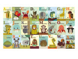 Alphabet Zoo