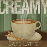 Creamy Cafe Latte