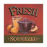 Fresh Squeezed Giclée premium par Gregory Gorham