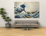 The Great Wave of Kanagawa   c1829