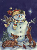 Jolly Snowman