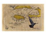 1677 Jamaica Chart