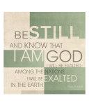 Psalm 46:10 II