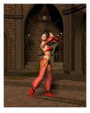 Belly Dancer Revised