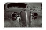 Classic Car Body In Bodie  Ca