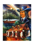 The Legend Of Jean Lafitte