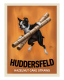 Huddersfeld - Boston Terrier