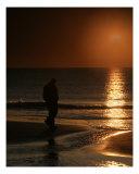 Beachwalk At Sunrise