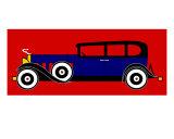 Al Capones Cadillac 16 V - Roaring 20S