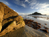 St Michael&#39;s Mount  Marazion  Cornwall  UK