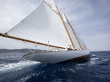 Eleonara at the Superyacht Cup  Palma De Mallorca  June 2007