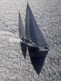 Sy &quot;Adele&quot;  180 Foot Hoek Design  at the Superyacht Cup Palma  October 2005