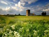 Knowlton Church  Dorset  UK