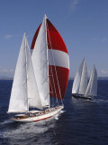 """Sy """"Adele""""  180 Foot Hoek Design  at the Superyacht Cup Palma  October 2005"""