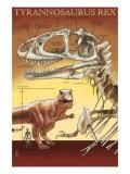 Tyrannosaurus Rex Facts  c2008