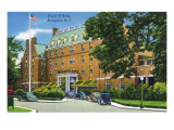 Newport  Rhode Island - Exterior View of the Hotel Viking  c1935