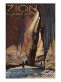 Zion National Park - the Narrows  c2009