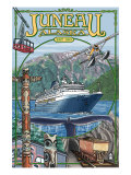 Juneau  Alaska Views  c2009