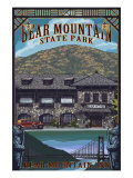 Bear Mountain State Park  New York - Bear Mountain Inn  c2009