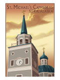 Sitka  Alaska - St Michael&#39;s Cathedral  c2009