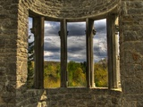 Ruins Window
