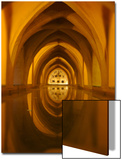 Golden Arch Hallway