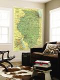 1931 Illinois Map