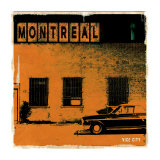 Montreal Vice City in Orange