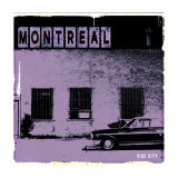 Montreal Vice City in Purple
