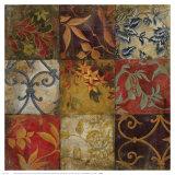 Floral Mosaic V