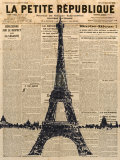 Paris Journal I
