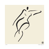 Abstract Female Nude V