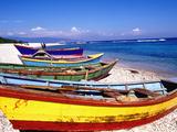 Baharona Fishing Village  Dominican Republic  Caribbean