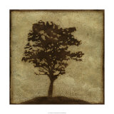 Gilded Tree I