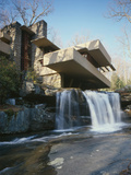 Fallingwater  State Route 381  Pennsylvania