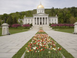 Vermont State Capitol Building  Montpelier  Vermont