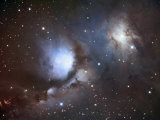 M78 Nebula Complex in Orion