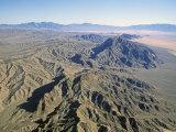 Basin and Range Geology 10 Se Baker  Ca