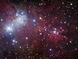 Cone Nebula and Ngc2264
