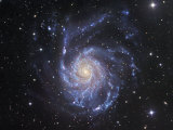 M101 Spiral Galaxy in Ursa Major
